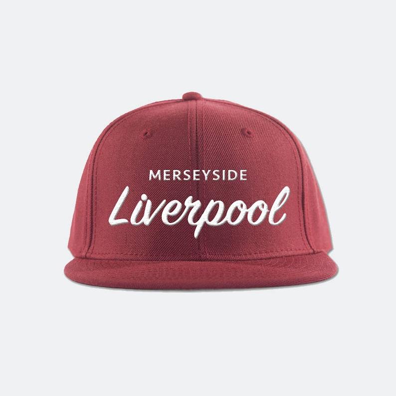 9655458e783 Liverpool FC Classic Snapback Hat Unisex Premier League