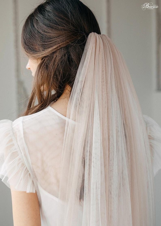 Brautschleier Nude