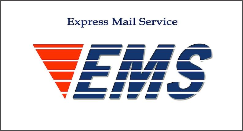 EMS Expedited Shipping upgrade image 0