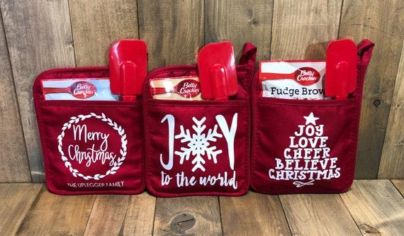 Christmas Gift Sets.Potholder Gift Sets Neighbor Christmas Gift Coworker Christmas Gift Friend Christmas Gift Newlywed Christmas Gift Gifts Under 10
