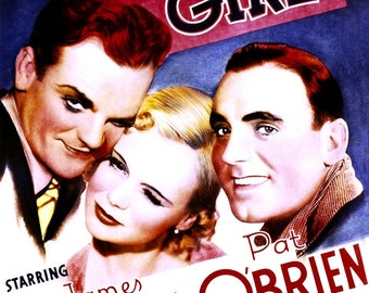 Boy Meets Girl   (1938)   James Cagney
