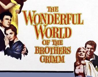 The Wonderful World Of Brothers Grimm   (1962)   Buddy Hackett
