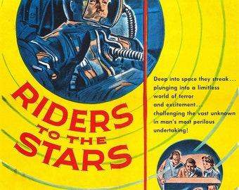 Riders To The Stars  (1954)  Richard Carlson
