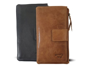 Mobile Leather Lady Wallet