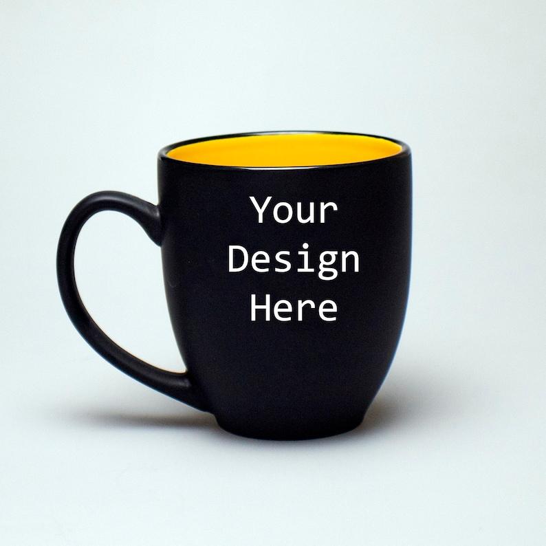 custom coffee cup