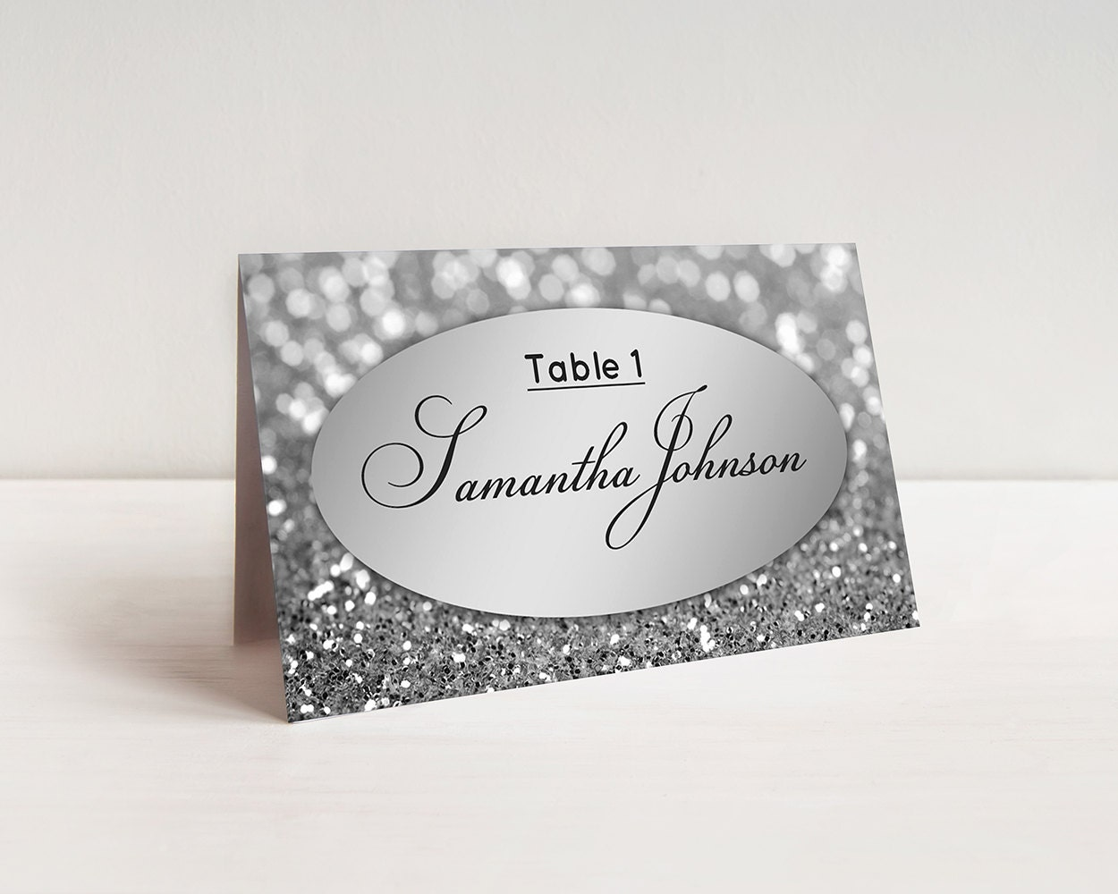 It's just a picture of Superb Printable Escort Cards