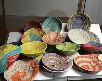 Sweet Grass Basket- Assorted Medium -Set of 3