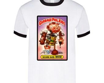 6254ba06b Garbage Pail Kids Second Hand Rose T Shirt