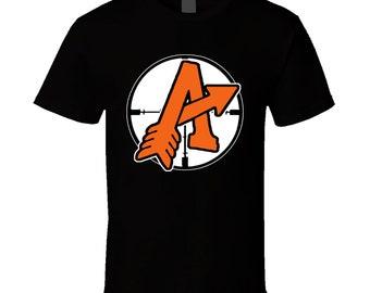 5349cc23ef0e4a Goon Assassins Hockey Fights Doug Glatt T Shirt