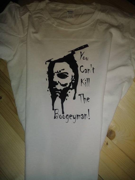 7dfe82ecf Halloween T-Shirt Michael Myers T-Shirt Halloween Movie You | Etsy