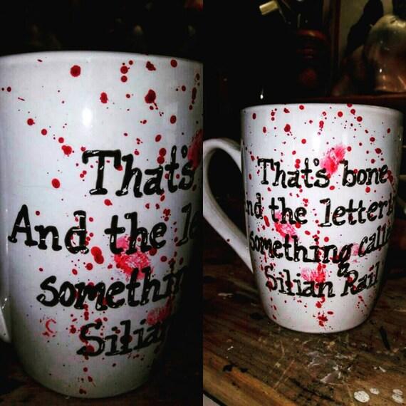 Amerikanischen Psycho Patrick Bateman Visitenkarte Zitat Film Zitat Kult Klassischen Horror Kaffeebecher Von Hand Bemalt Ofen Silian Schiene