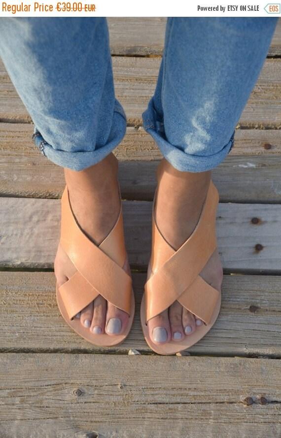 d2d6fcaf3cc07 Greek Leather Sandals, Gladiator Sandals, Ancient Black Sandals,Greek  Gladiator, Summer flats, Women's Sandals, Handmade Sandals, Greek Flat