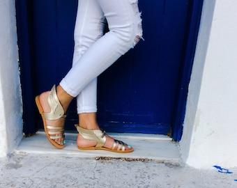 Hermes or sandales, sandales grec Hermes, Hermes or sandales gladiateur, ailé Hermès sandales, sandales en cuir grec, sandales Hermes, aile