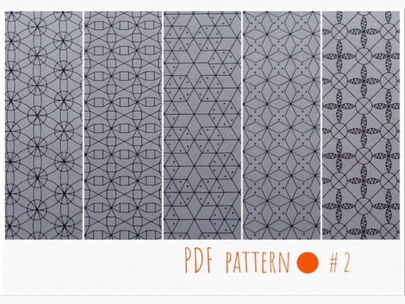 Patterns Instant Download Bobbin Lace Pdf Background Grilles Etsy