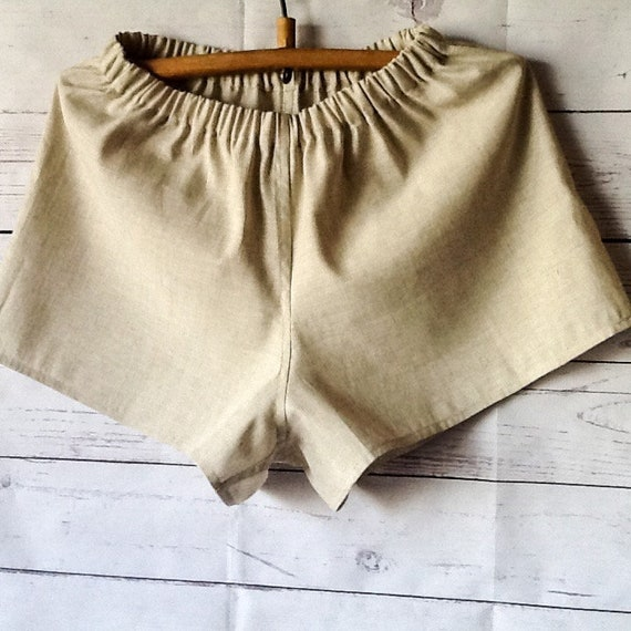 Linen underwear mens Organic boxers Pure linen shorts  627346bc6283