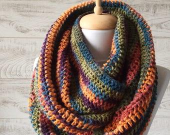 Knit scarf infinity scarf women scarf knit cowl scarf knitted scarf knit cowl Fast Delivery