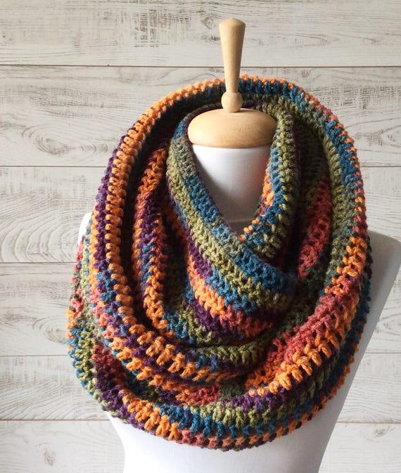 bester Ort für Outlet-Verkauf suche nach neuesten Stricken Sie Schal-Infinity-Schal Frauen Schal stricken Loop Schal  Strickschal Loop schnelle Lieferung stricken