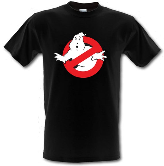 Ghostbusters Logo T-shirt for Adults (Unisex) or Kids
