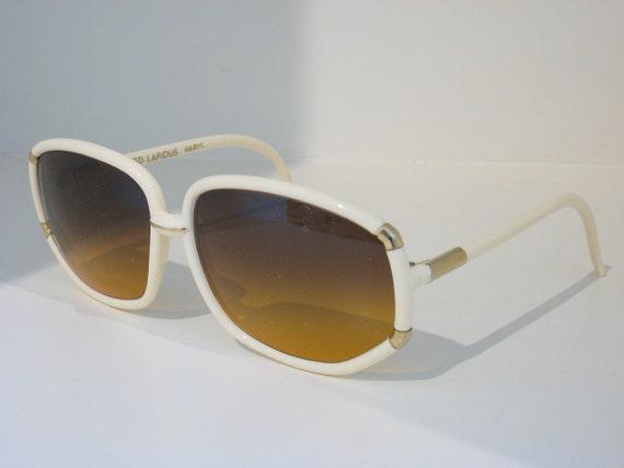 Vintage Ted Lapidus sunglasses