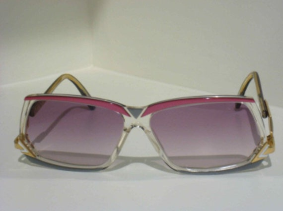 Vintage sunglasses by Cazal