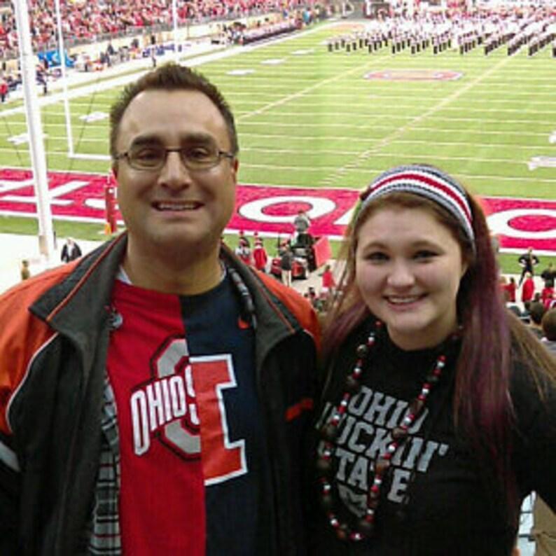 Ohio State Buckeyes Ear Warmer