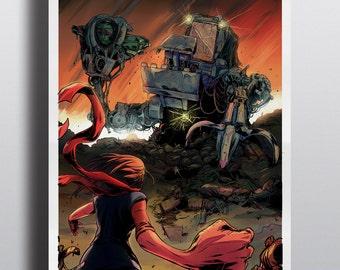 Poster Ms Marvel