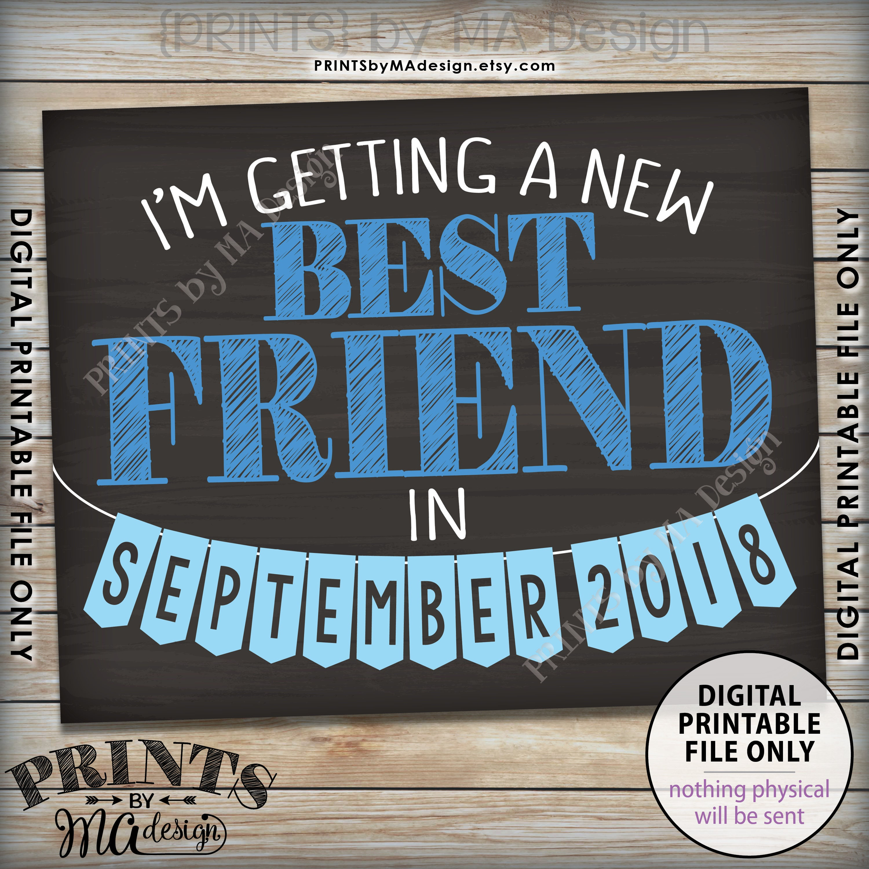 Baby Number 2 Pregnancy Announcement, I\'m Getting a New Best Friend ...
