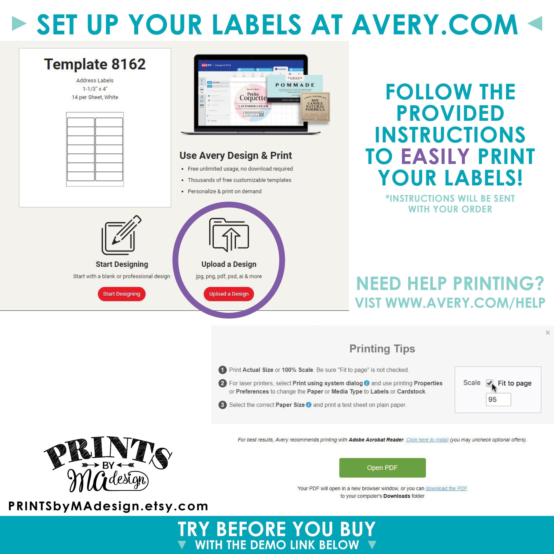 Realtor Tic Tac Labels, Custom Real Estate Mint Stickers