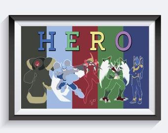 Elemental Heroes: Group