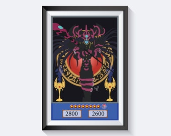 Magician of Black Chaos - Yu-Gi-Oh