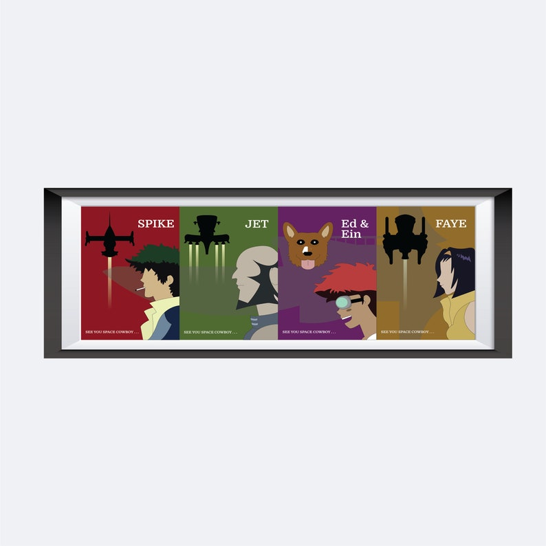 Cowboy Bebop: Group image 0