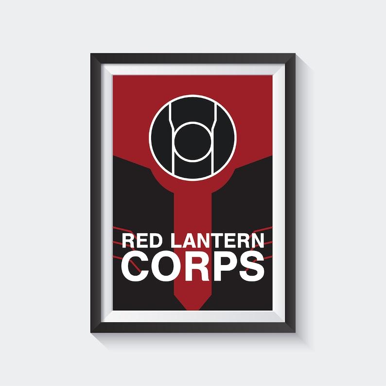 Red Lantern Corps image 0