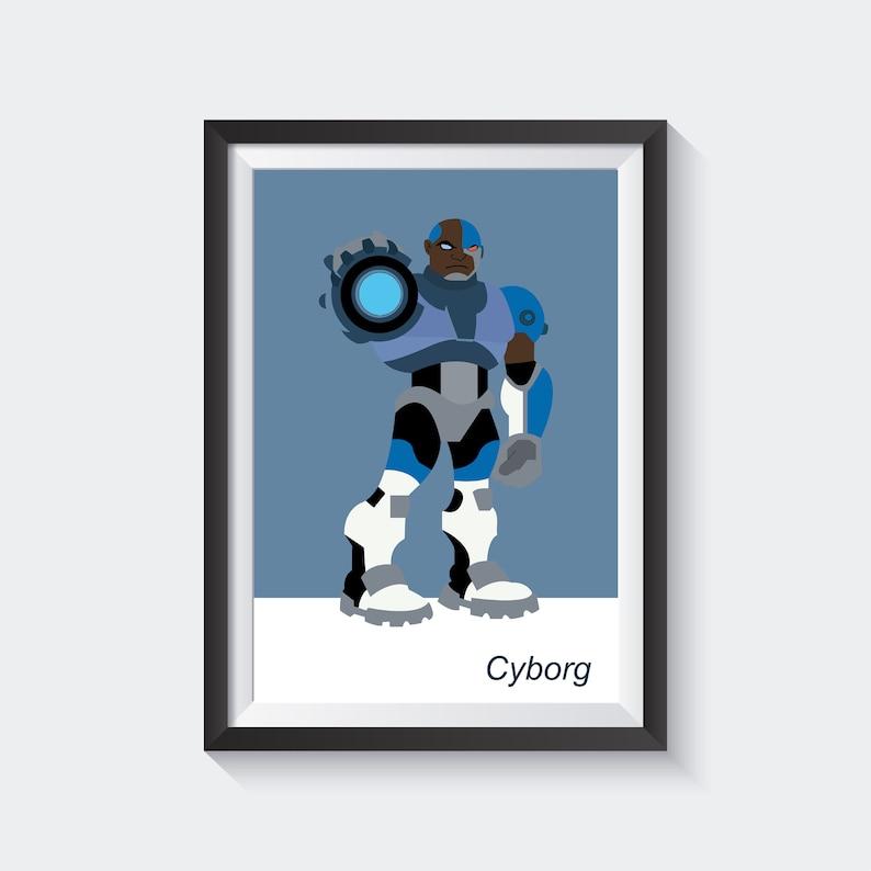 Cyborg image 0