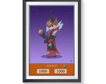 Silent Magician LV4 - Yu-Gi-Oh
