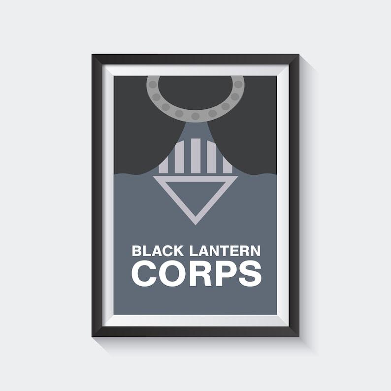 Black Lantern image 0