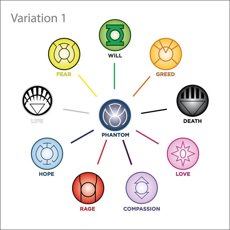 Phantom Lantern Variation 1