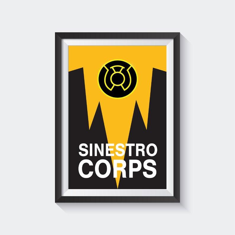 Sinestro Corps image 0