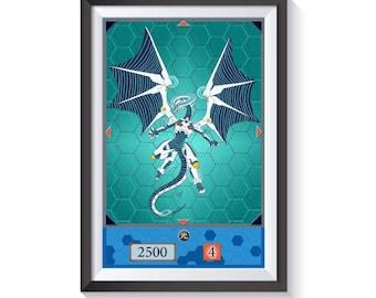 Firewall Dragon: Yu-Gi-Oh Vrains