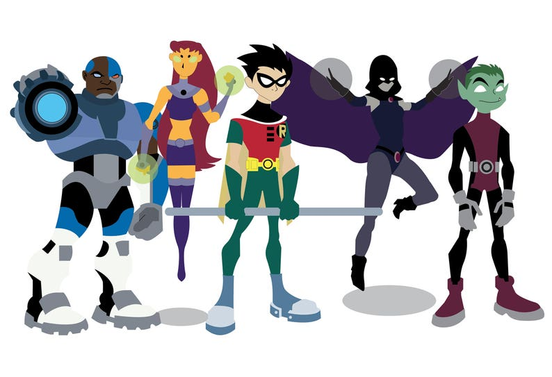 Teen Titans image 0