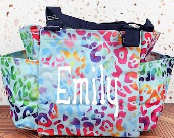 Chasing Rainbows Diaper Bag Small Diaper Bag Craft Tote Bag