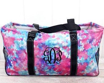 California Dreamin' Eco Friendly Bag Farmers Market Bag Toy Basket