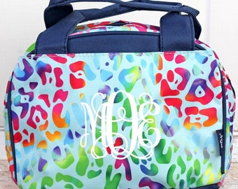 Chasing Rainbows Insulated Lunch Box for School Lunch Bag for Women Lunch Bag for Nurse