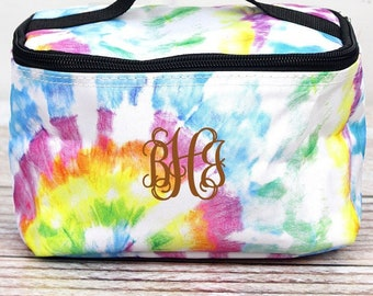 Daydream Believer Top Lid Makeup Bag for Teen Girl Gifts Cosmetic Travel Case Cosmetic Bag Gift For Her