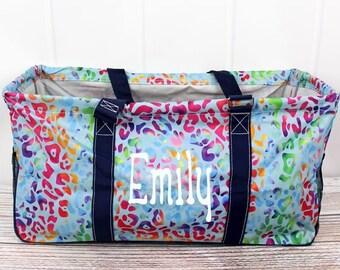 Chasing Rainbows Eco Friendly Bag Farmers Market Bag Toy Basket