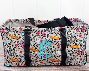 Wild About Nursing Eco Friendly Bag Farmers Market Bag Toy Basket