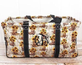 Boot Bouquet Eco Friendly Bag Farmers Market Bag Toy Basket