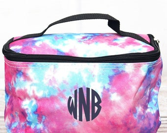 California Dreamin' Top Lid Makeup Bag for Teen Girl Gifts Cosmetic Travel Case Cosmetic Bag Gift For Her