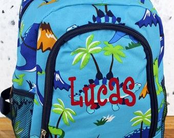 Dinosaur World Medium Backpack for Teens Backpack Kids