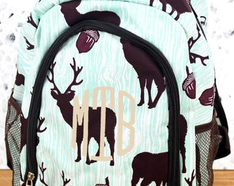 The Buck Stops Here Medium Backpack for Teens Backpack Kids