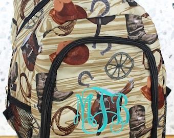 Wild Wild West Medium Backpack for Teens Backpack Kids